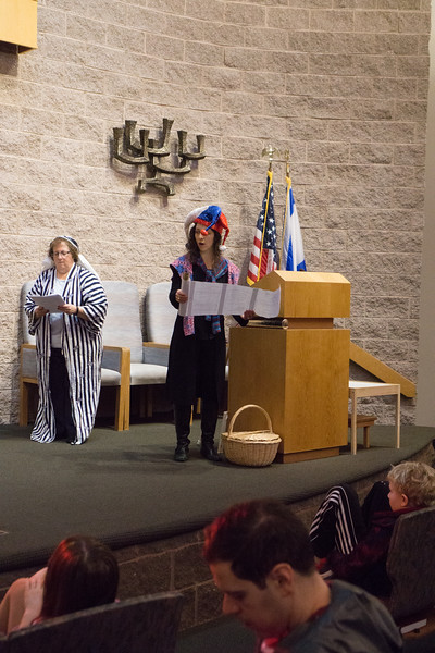 BEECC Purim Shpiel Feb 25, 2018