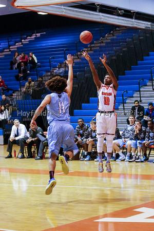 Boys Varsity Basketball v Centreville 2/9/15