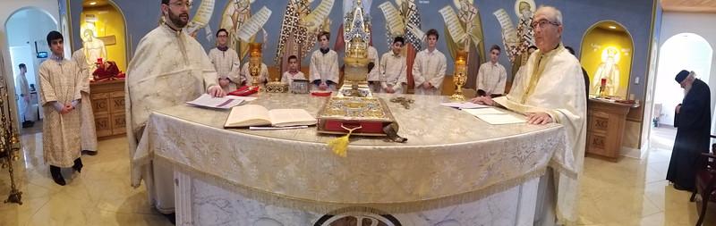 Community Life - Divine Liturgy - March 4, 2018