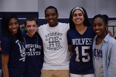 Spring Pep Assembly 2014