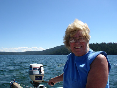 6-19-2004 Sailing Lake of the Woods