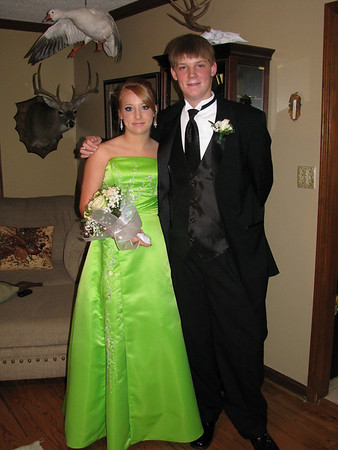 Jones Co. High School    Prom 2008