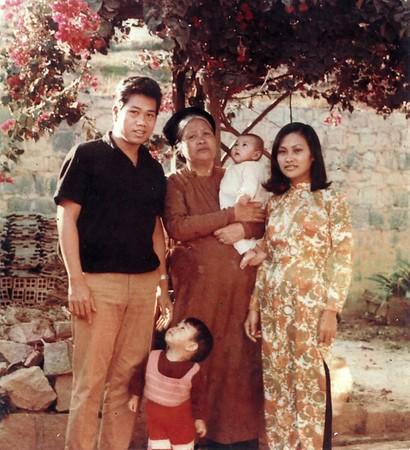 7 hình - Thầy Nguyễn Minh Diễm  Lúc Sinh Thời