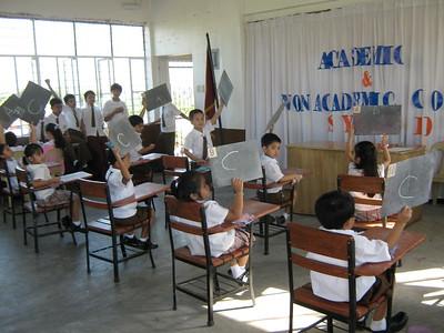 Grade School Academic Contest 2009-2010