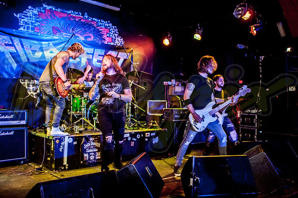 Wicked Stone - Fibrofest