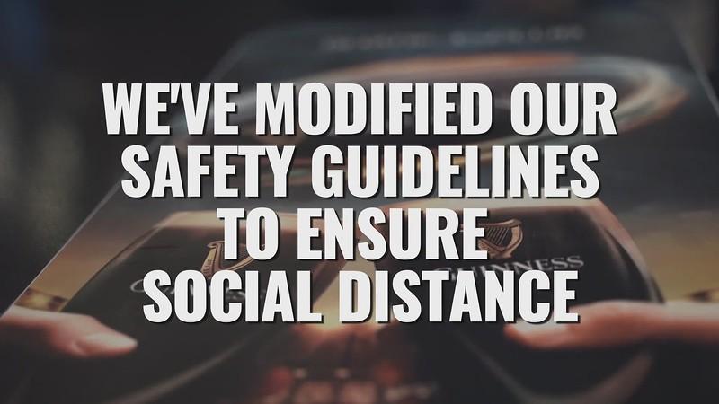 TapSnap Safety Precautions