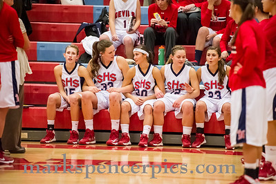 Girls Basketball 2013-14