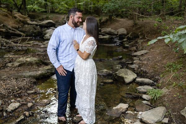 Megan & Mike | Durham Engagement Photography