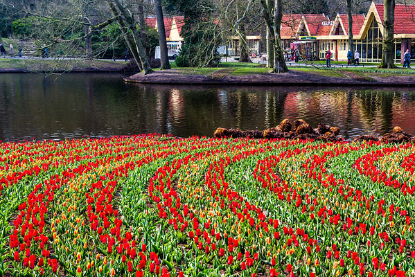 The Netherlands and Belgium.