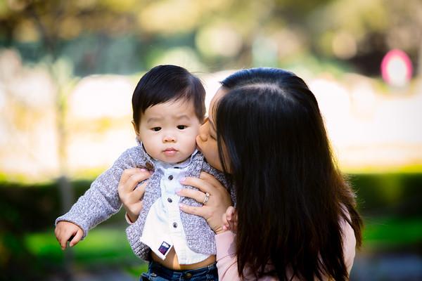 Khuong Family Portrait | 02.26.17