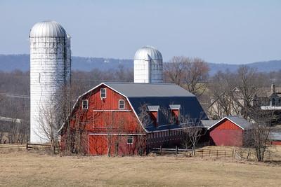 Landscape Scenery in Maryland