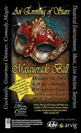 2014 ITOW Masquerade Ball