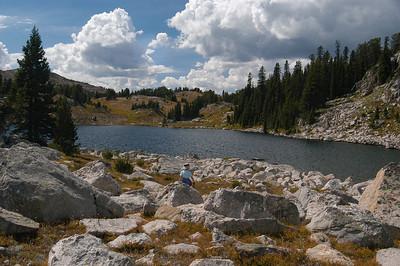Lake Plateau Backpack 2005