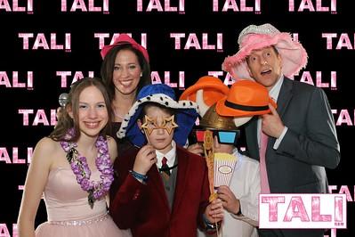 Tali B's Bat Mitzvah