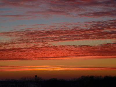 Winter Sunsets 2009