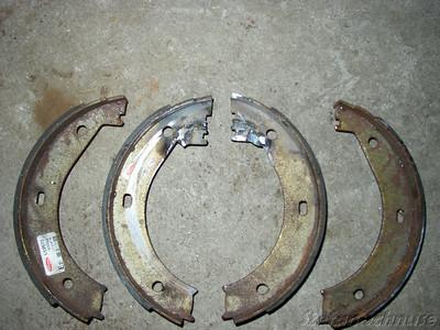 adaptation of M3 parking brake to E36