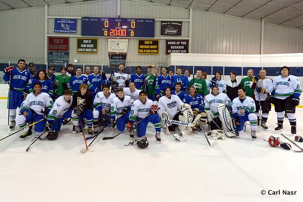 SL Alumni Game (2014-15)