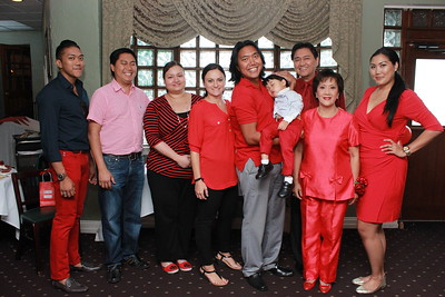 Tita Bing & Tito Don's 40th Wedding Anniversary