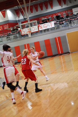 Girls Basketball 2008-2009