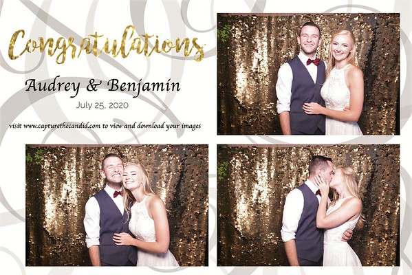 Audrey & Benjamin