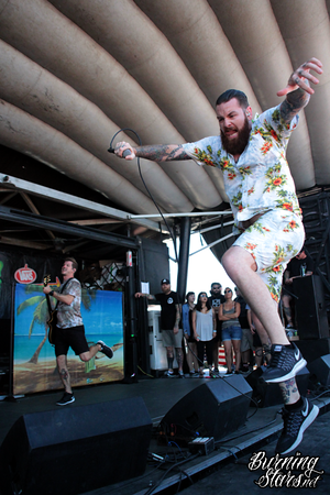 Senses Fail @ Qualcomm Stadium (San Diego, CA); 8/05/15