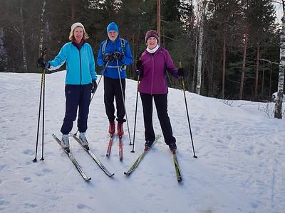 2015 - Skiing in Norway
