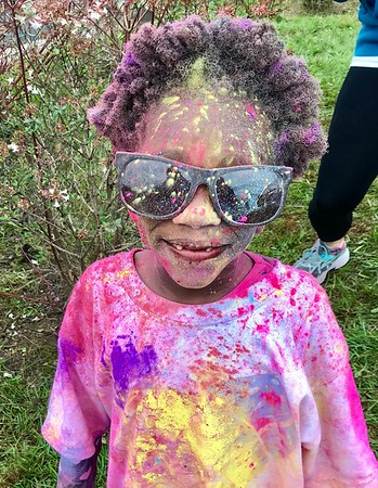 Hope for Help Color Run