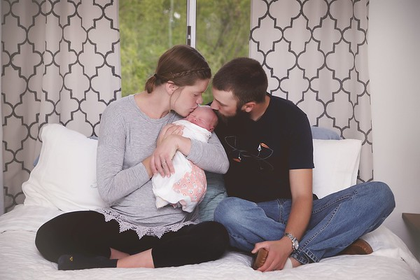 Prescott Arizona Newborn Photographer | Arlo