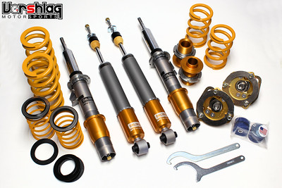 Ohlins Dedicated Coilovers