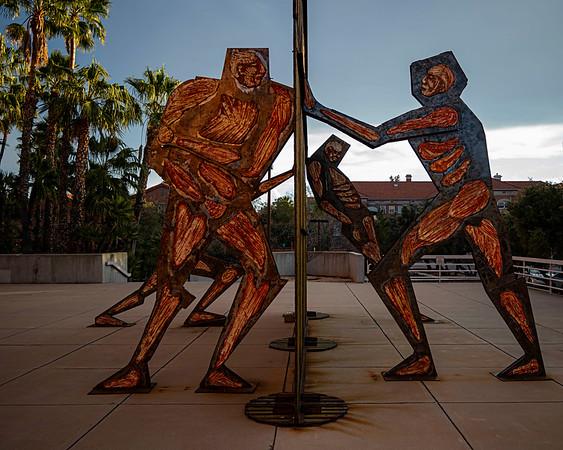 UA Arts: The Wall