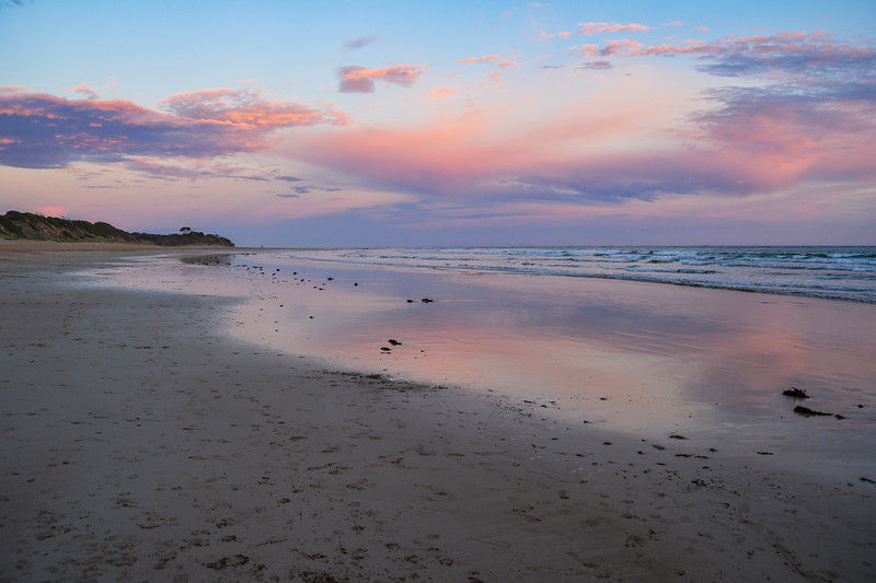 Anglesea - NOV2017 - Beach at dusk-02.jpg