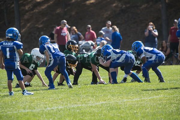 St. Maries Lumberjack Youth Football | Game vs. Pullman
