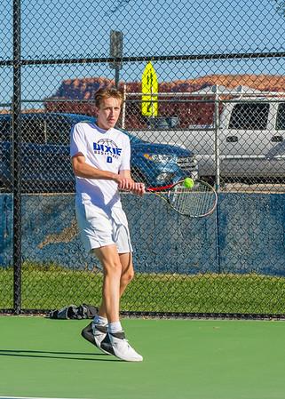 2019-05-13 Dixie HS Tennis - Tevan Shaffer