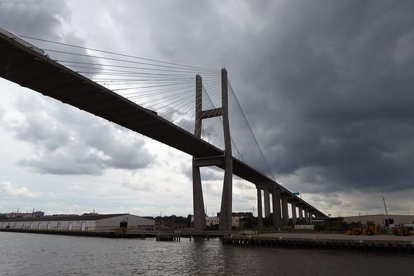 2015 Oct -Savannah Riverfront and river cruises