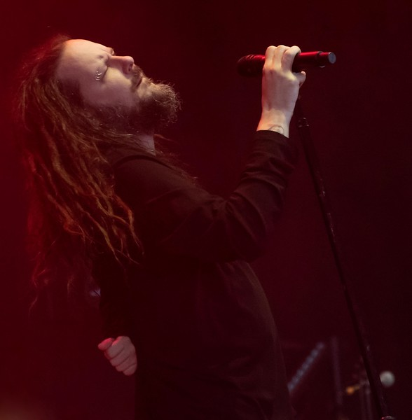 Jonathon Davis of Korn