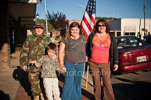 776th returns home from deployment 10-07-09