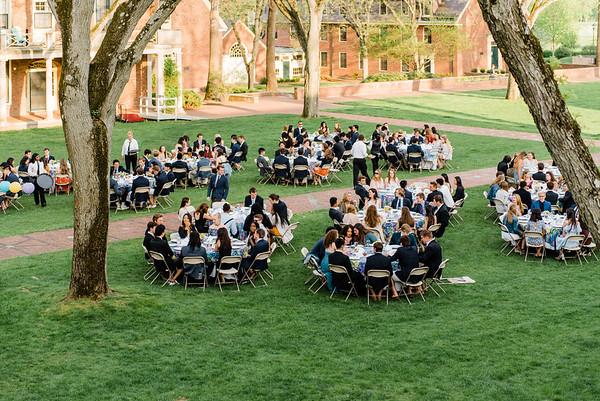2018 Senior Class Dinner