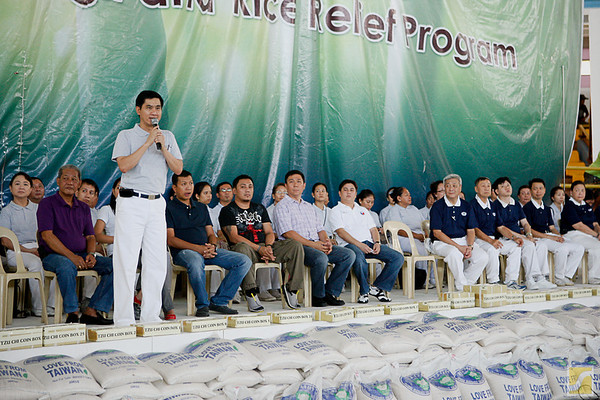 Tzu Chi Foundation Relief Operation in Legazpi 2011