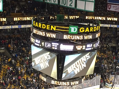 Bruins Game