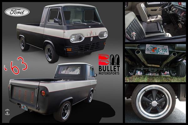 1963 Ford Econoline E-100 Bill