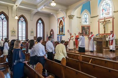 Divine Providence Parish 2021.06.13