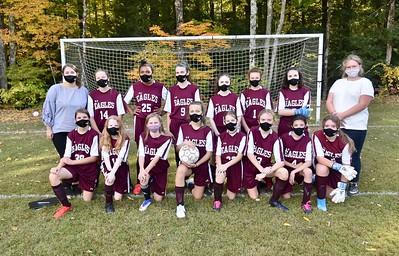 Meet AMHS  M.S. Girls Soccer Team photos by Gary Baker