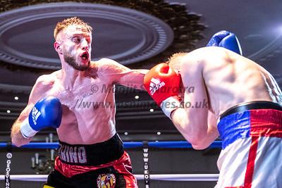4. Ryan 'Stewart' Davies vs MJ Hall
