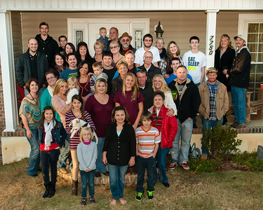 2013 Donovan Family Thanksgiving