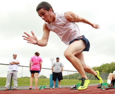 Chris Cennami Peabody High School Track