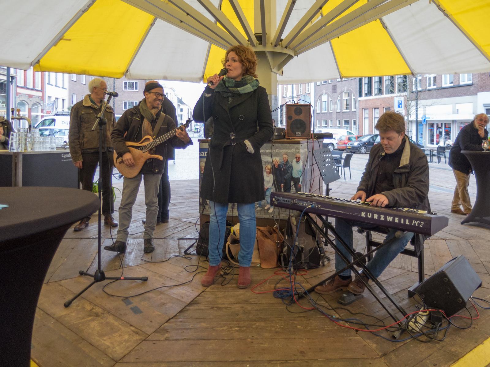 Opening Groenmarkt