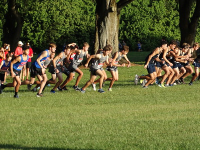 Cross Country @ Tampa Bay Private School