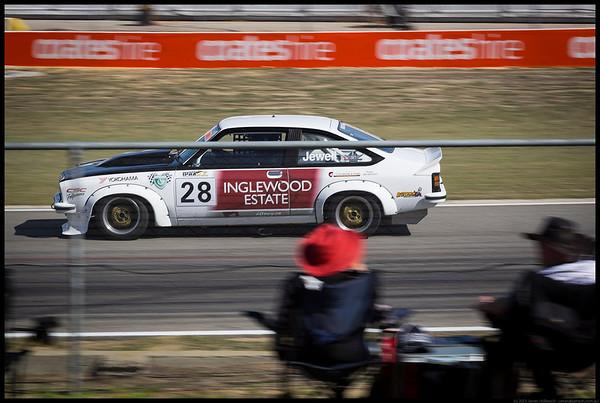 V8 Supercars - Barbagello, Perth