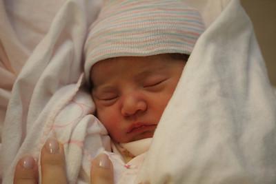 Ann Charlotte Newborn