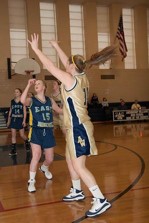 Basketball Girls Freshmen - Miller
